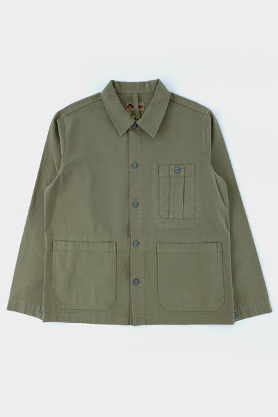 Nigel Cabourn Lybro British Army Jacket Army Green