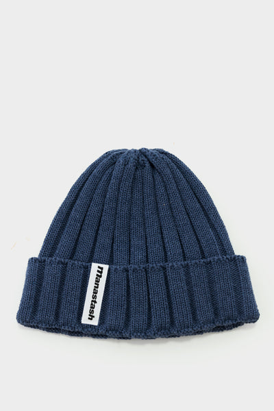 Manastash Light Beanie Indigo