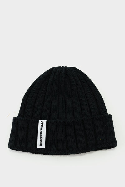Manastash Light Beanie Black