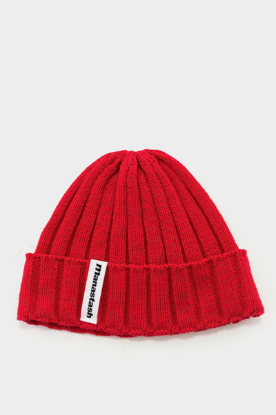 Manastash Light Beanie Red