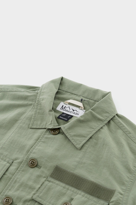 Manastash MT Utility Shirt Mint