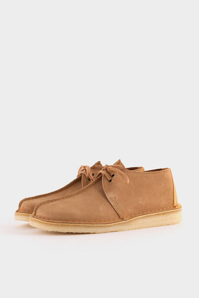 Clarks Originals Desert Trek Light Tan