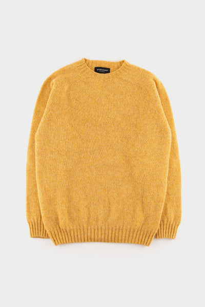 Seven.stones Mens Crew Neck Knit - Marzipan