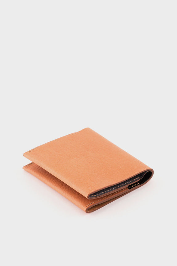 Ally Capellino Oliver Wallet: Tan/Black -  - 2