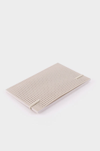 HAY Grey Mesh Notepad -