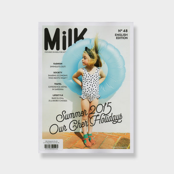 Milk Magazine No.48 -