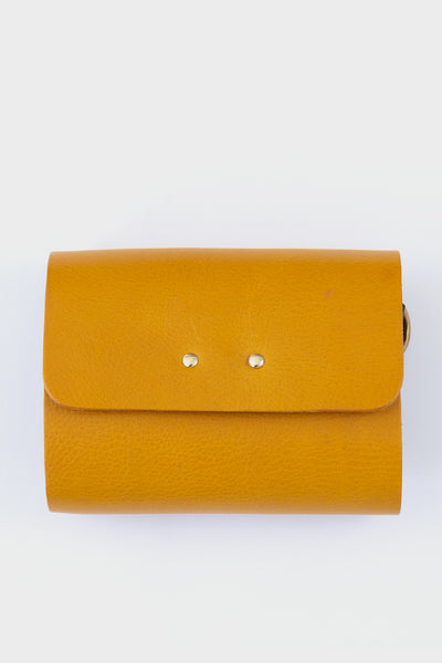 Kate Sheridan Mini Rhythm Bag- Saffron