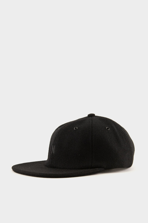 6769ee7bd9 Norse Projects Moon Wool Flat Cap Boot Black – academyclothes