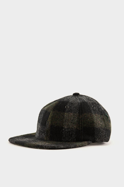 Norse Projects Moon Wool Flat Cap Magnet Grey