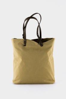 Ally Capellino Cotton Tote - Gooseberry