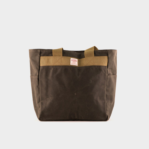 Filson Tin Cloth Tote Bag -