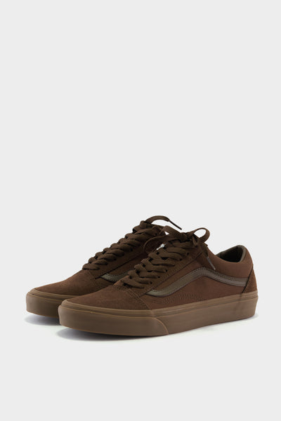 Vans Old Skool Suede Earth Gum