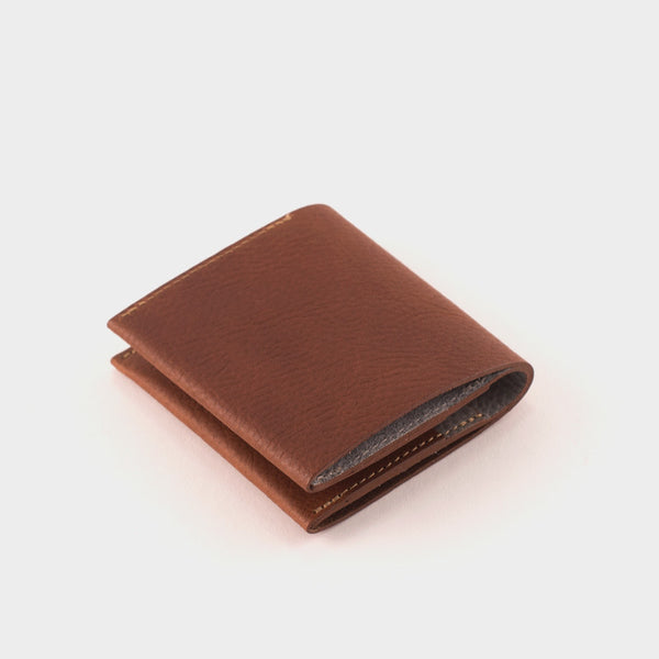 Ally Capellino Oliver Wallet: Tan/Grey -  - 1