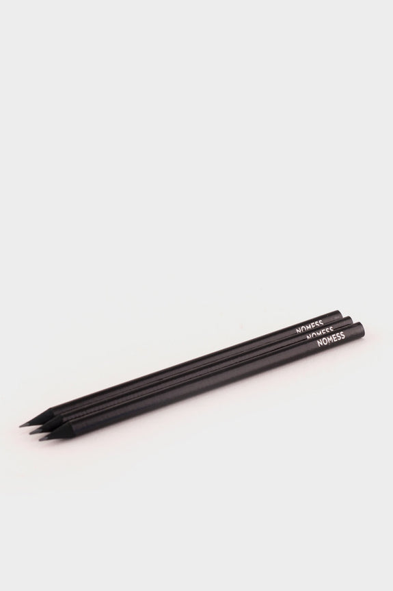 Nomess Pencils Black -