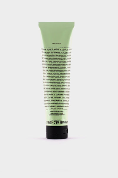 Grown Alchemist Purifying Body Exfoliant Pearl, Peppermint and Ylang Ylang -