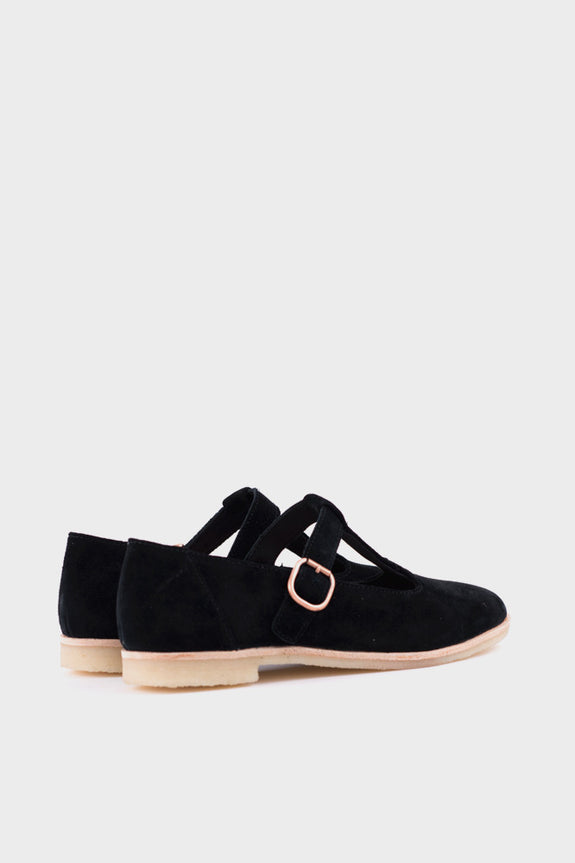 Phenia Eve Black Suede -  - 3