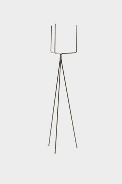 Ferm Living Plant Stand High - Dusty Green