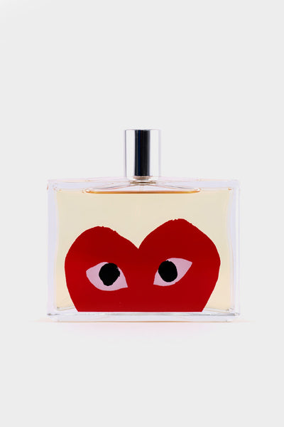 Comme des Garcons Play Red -