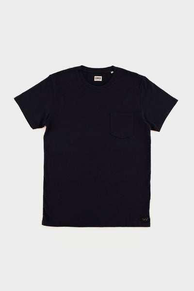 Pocket T Shirt Navy -