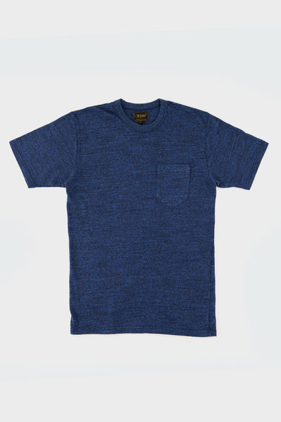 Pocket T Shirt Blue -  - 1