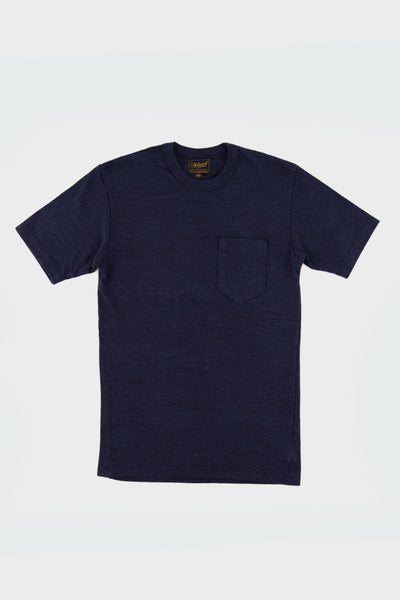 Pocket T Shirt Navy -  - 1
