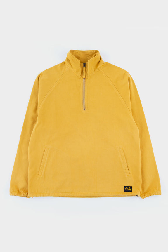 Stan Ray 1/4 Zip Pop Smock Old Yellow