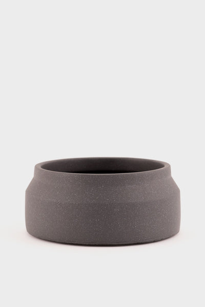 Ferm Living Small Dark Grey Pot -