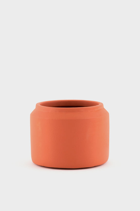 Ferm Living Small Ochre Pot -