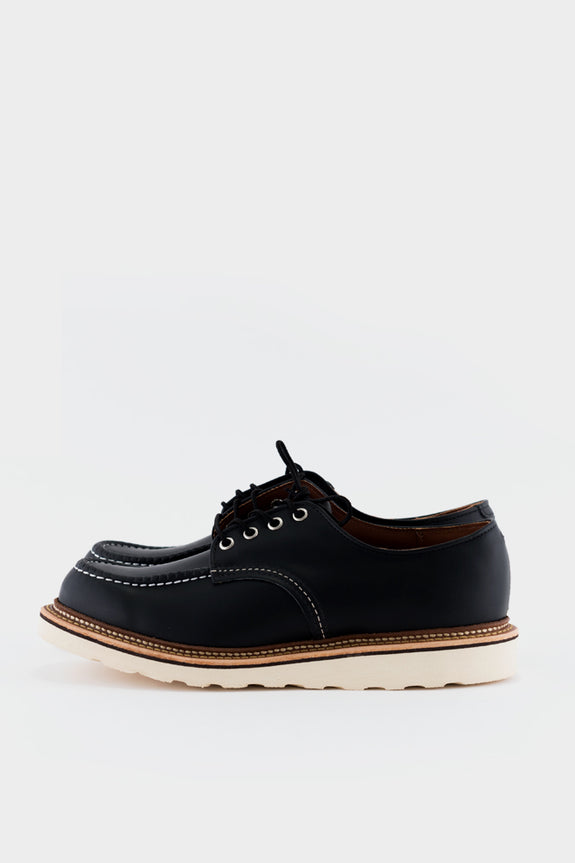 Red Wing Oxford 8106 Leather Black Chrome