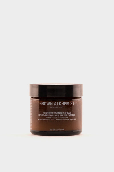 Grown Alchemist Regenerating Night Cream Neuro-Peptide & Violet Leaf -