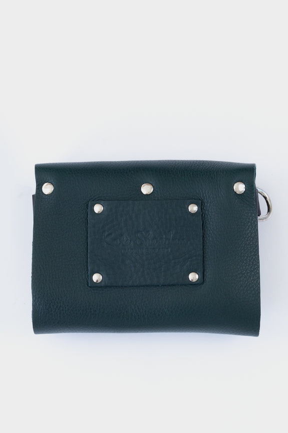 Kate Sheridan Mini Rhythm Bag- Petrol