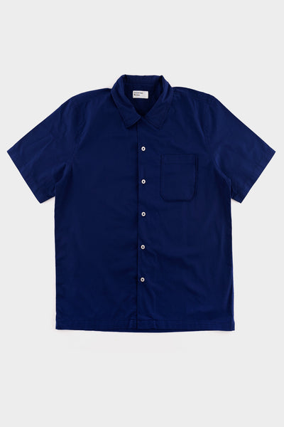 Universal Works Road Shirt Blueprint