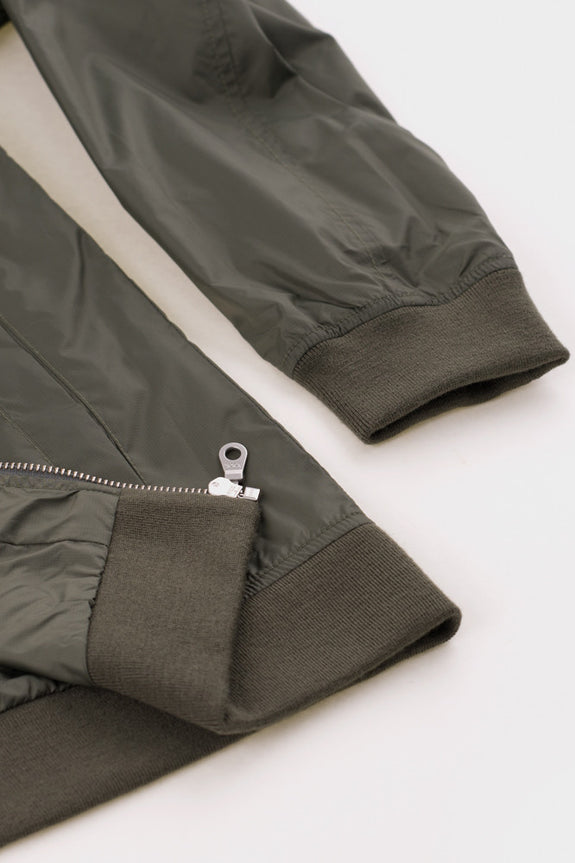 Ryan Light Ripstop Jacket Dried Olive -  - 4
