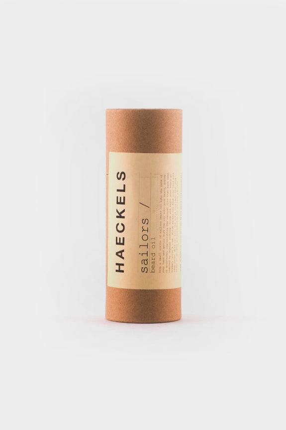 Haeckels Sailors Beard Oil -  - 1
