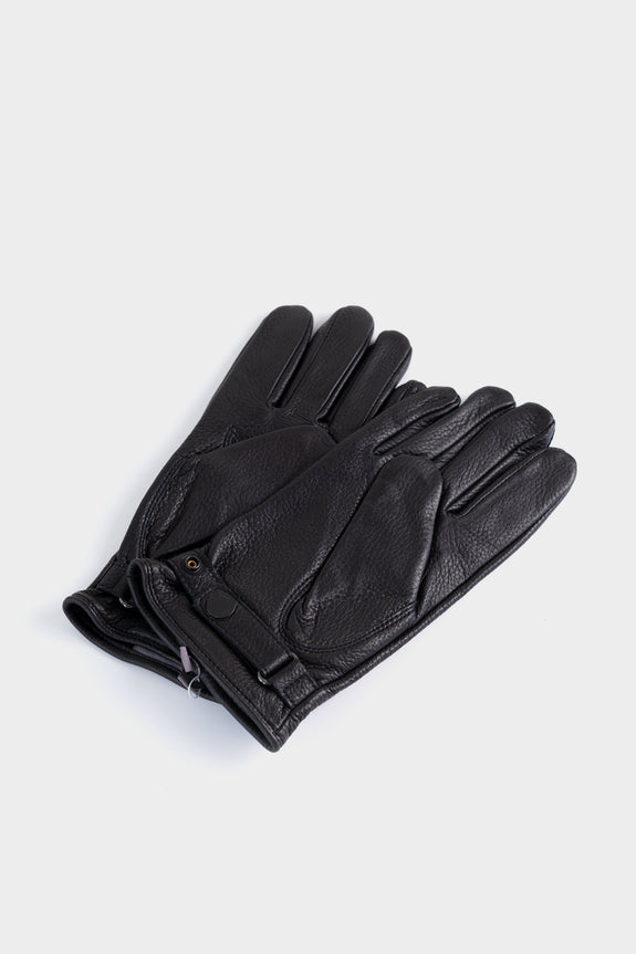 Norse Projects X Hestra Salen Gloves - Black