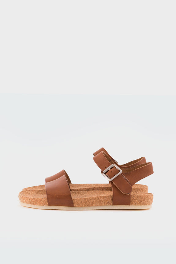Dusty Soul Sandal Dark Tan -  - 1
