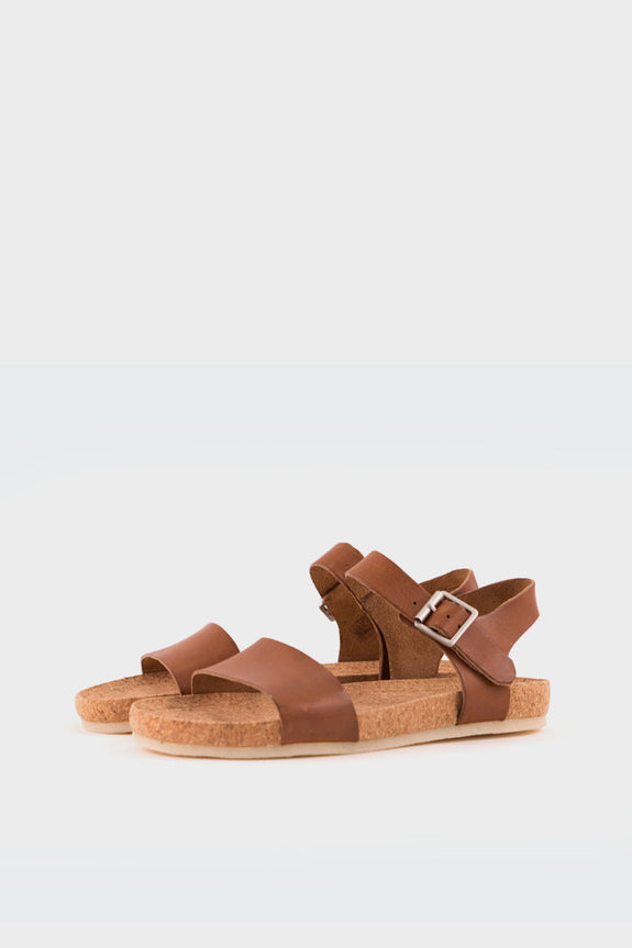 Dusty Soul Sandal Dark Tan -  - 2