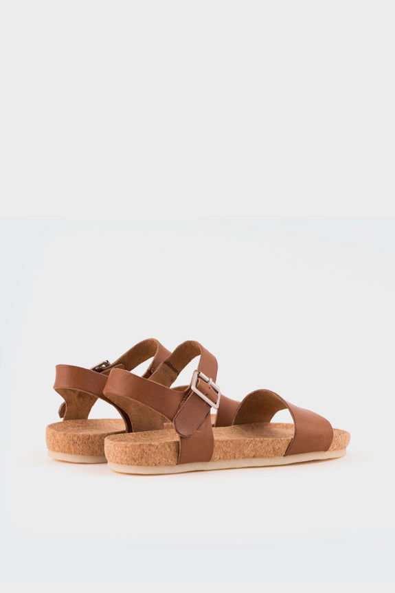 Dusty Soul Sandal Dark Tan -  - 3