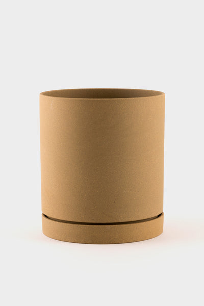 Ferm Living Sekki Pot - Curry - Large