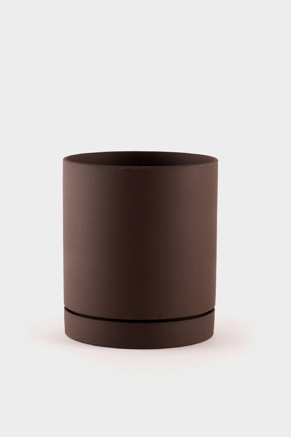 Ferm Living Sekki Pot - Rust - Medium