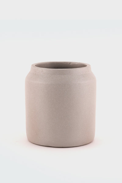 Ferm Living Small Light Grey Pot -