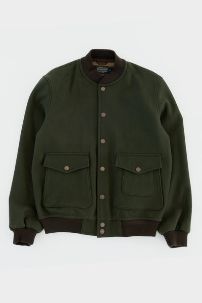 Pendleton Snap Front Jacket Shelter Bay