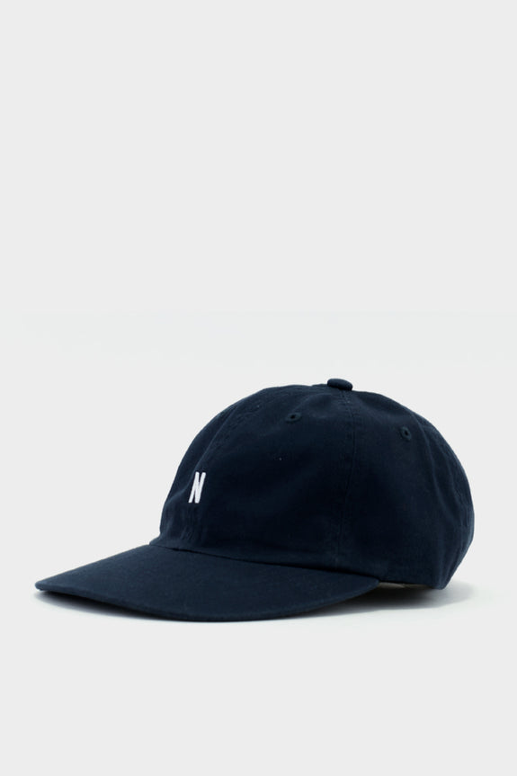 Norse Projects Sports Cap Navy