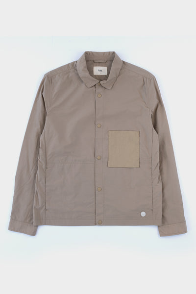 Folk Stack Jacket Fog