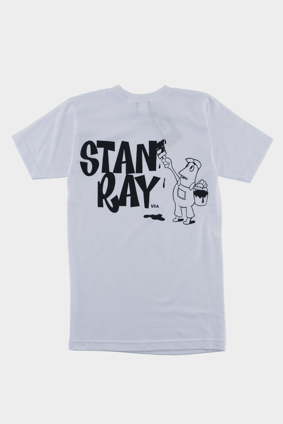 Stan Ray Painter Tee White – academyclothes bc52a77f64ea