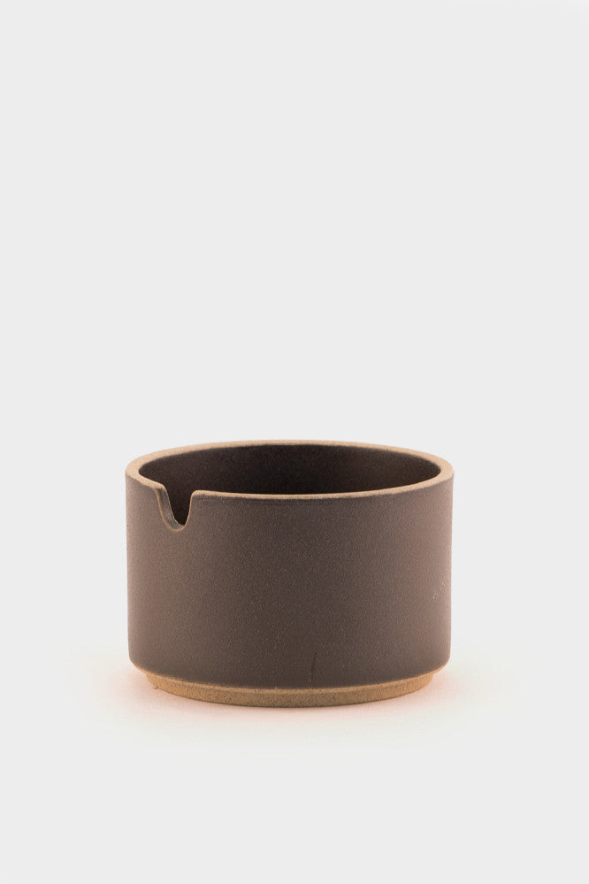 Hasami Sugar Bowl Black -