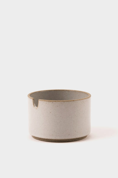 Hasami Porcelain Sugar Bowl Clear