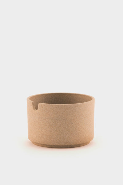 Hasami Sugar Bowl Neutral -