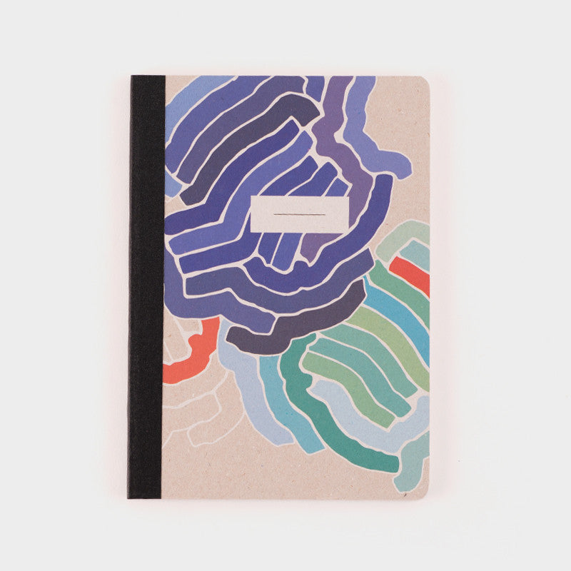 Papier Tigre A5 Notebook: The Saline -