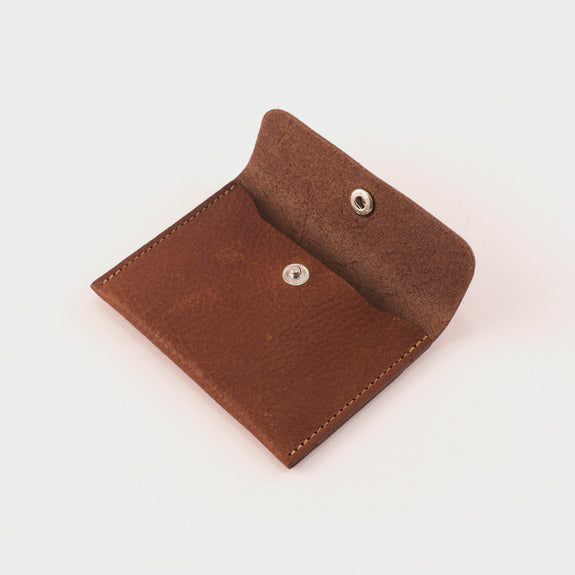 Ally Capellino Tom Card Holder: Tan/Grey -  - 3
